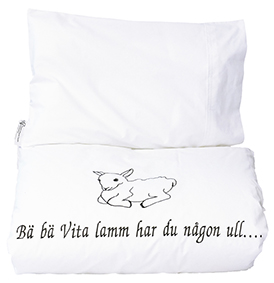 Baby bed set_Bä Bä